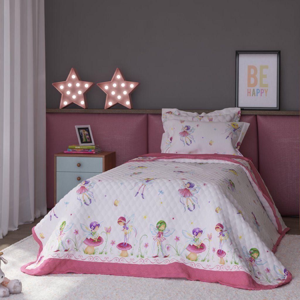Karsten Kids Bed Set Fadas Fairies Braziwi